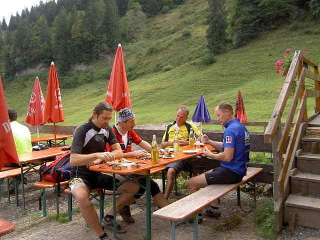 Klettersteig Immenstadt : Mountainbike: hochgrat tour von immenstadt aus 5403