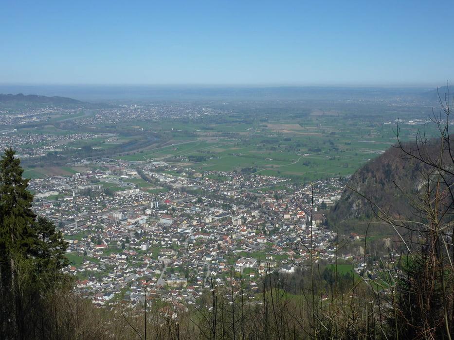 Via Kessi Klettersteig : Klettersteig götzis via kessi tour