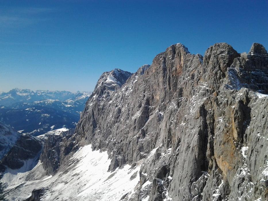Klettersteig Ramsau : Klettersteig: sky walk ramsau dachstein tour 61669
